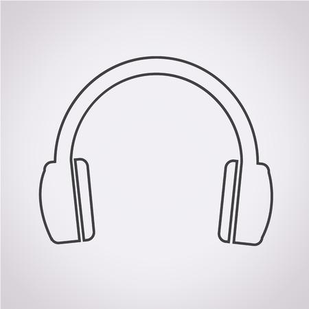 ear phones: headphones icon