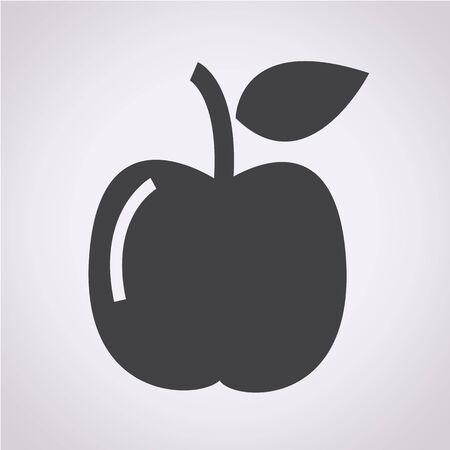 crunch: Apple icon