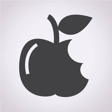 crunches: Apple icon