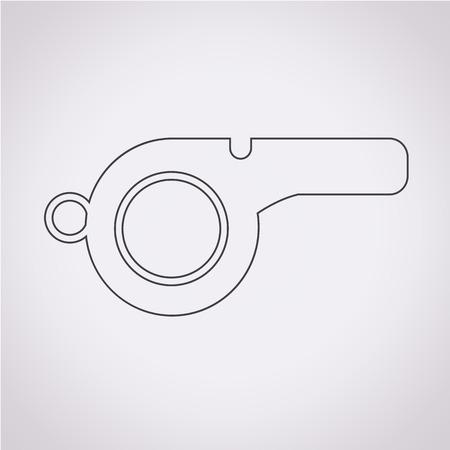 whistle: Whistle Icon
