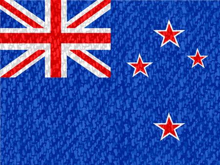 patriots: Flag of New Zealand