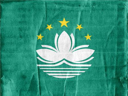 macau: Flag of Macau , China