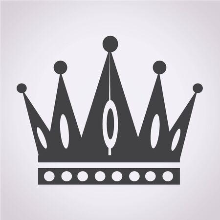 coronation: Crown icon