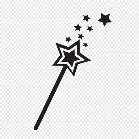 Magic Wand Icoon