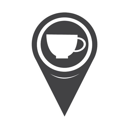 excursions: Map Pointer Cup Icon