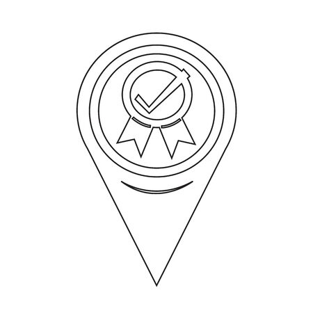 certified: Map Pointer Certified Icon