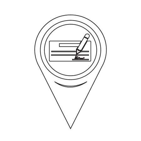 windfall: Map Pointer cheque icon