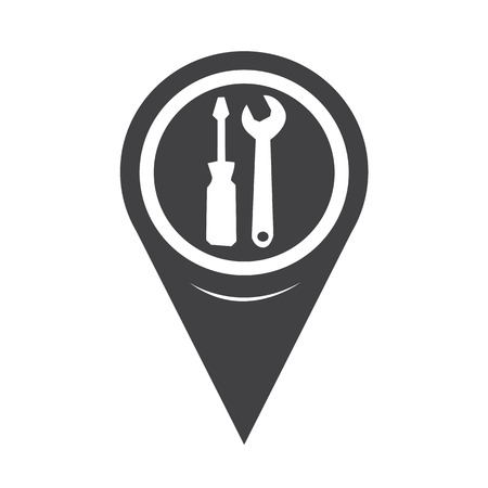 Map Pointer Tool Icon