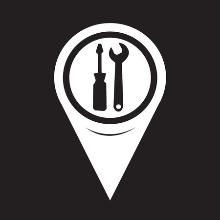tooling: Map Pointer Tool Icon