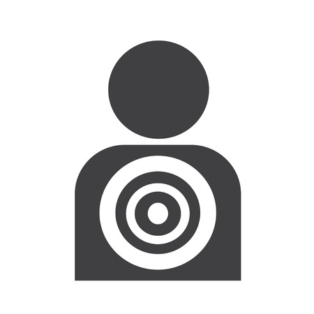 Target icon background