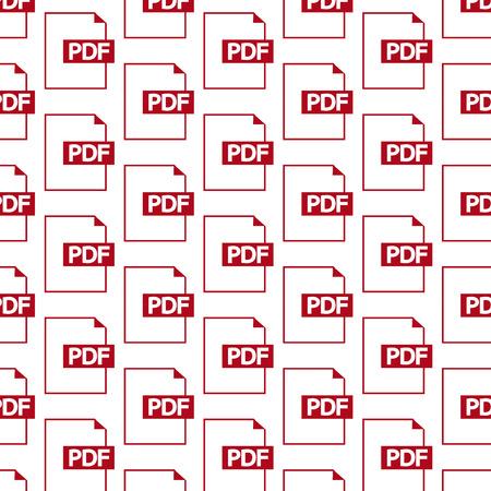 pdf: PDF pattern background