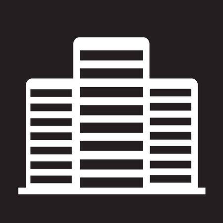 condo: Office building icon