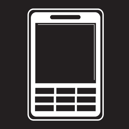 mobil phone: Mobile Phone Icon