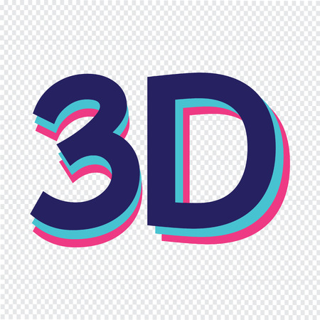 icon 3d: 3d icon Illustration