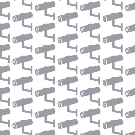 monitored area: Cctv Icon pattern background