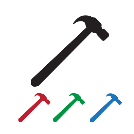 tooling: hammer icon