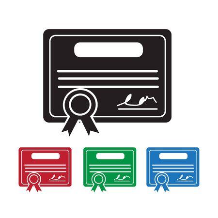 grant: Certificate Icon