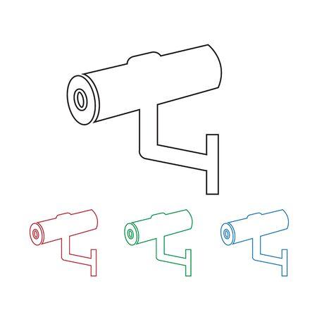 cctv security: Cctv Icon ,  cctv,  security icon Illustration
