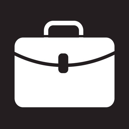 briefcase icon: Icono de malet�n Vectores