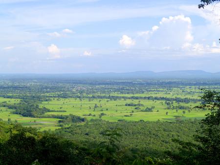 rung: Phanom Rung historical park ,Buriram ,Thailand