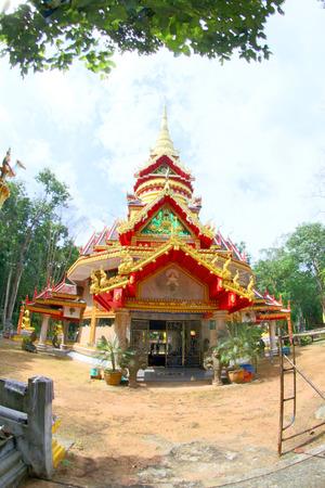 stu: Wat palan sung , Ubon Ratchathani,  thailand