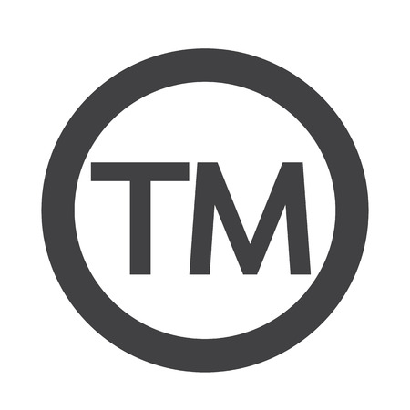 law symbol: Trademark Symbol Icon