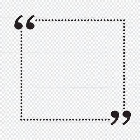 oracion: Cita de la burbuja en blanco