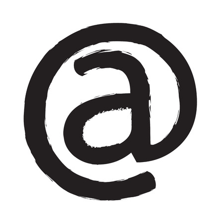 email symbol: email symbol icon