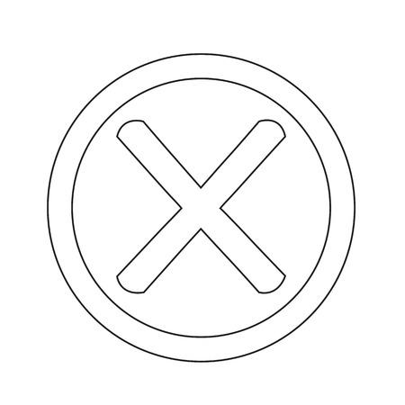 wrong: Wrong mark icon