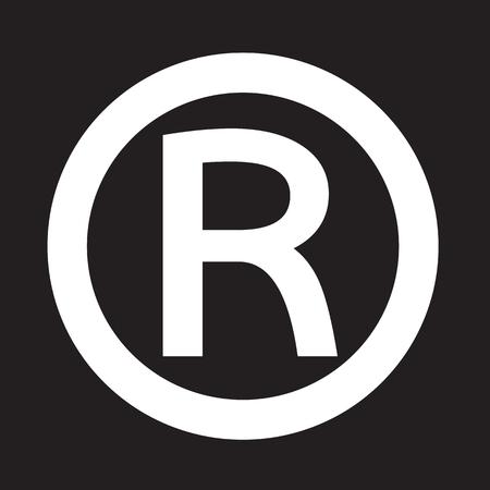 duplication: Registered Trademark icon