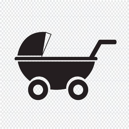 perambulator: Baby carriages icon