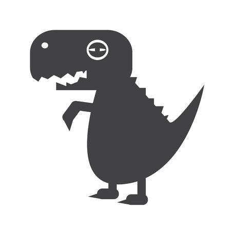 tyrannosaurus: Tyrannosaurus dinosaur icon