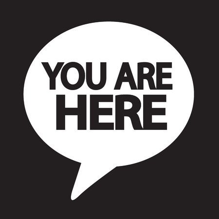 here: You are here icon