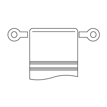 towel: towel icon
