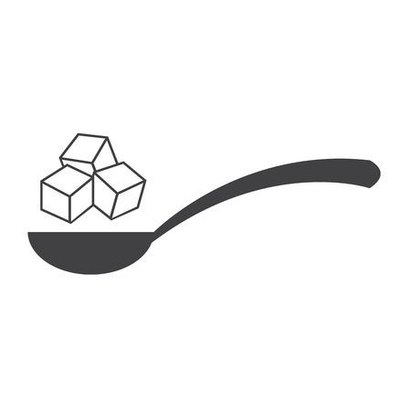 sugar icon Vectores