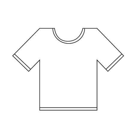 office wear: T-shirt icon