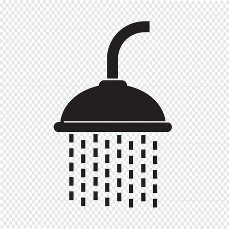 showering: Showerhead icon