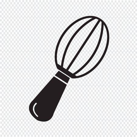 batidora: icono batidor