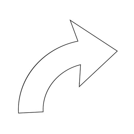 redo: redo Icon sign Illustration Illustration