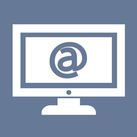 Tv icône illustration de conception Banque d'images - 48339491