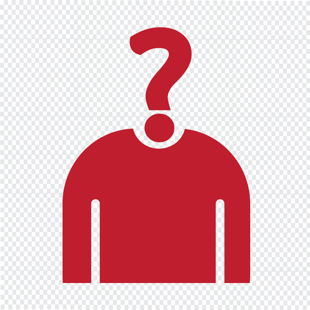 guess: why us icon Illustration and Vector Art