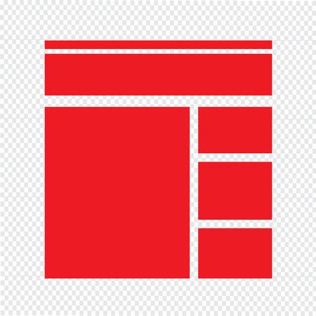 prototype: Prototype icon Illustration Art