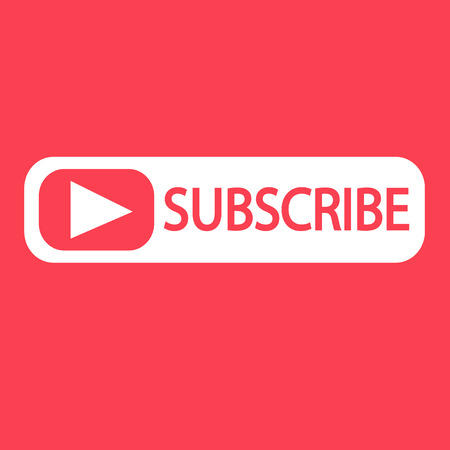 Subscribe icon symbol Illustration design Vettoriali
