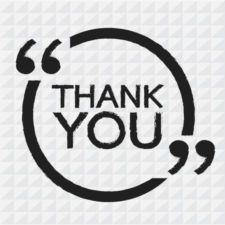 to thank: THANK YOU Lettering Illustration design Illustration