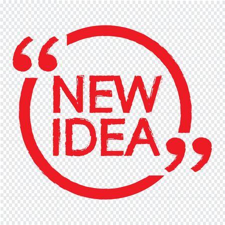 new idea: NEW IDEA Illustration design
