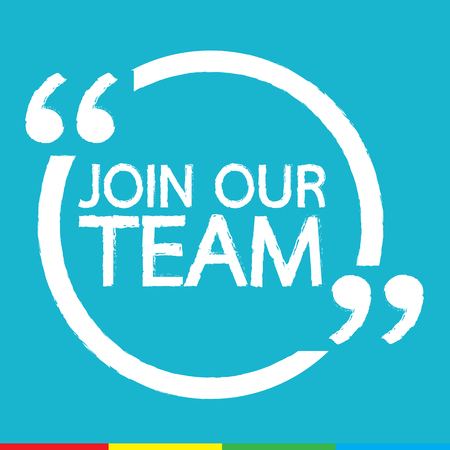 join our team: JOIN OUR TEAM Illustration design