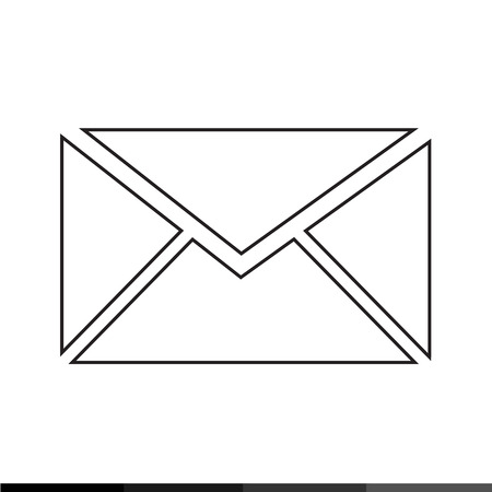 envelope icon: Envelope Icon Illustration design Illustration