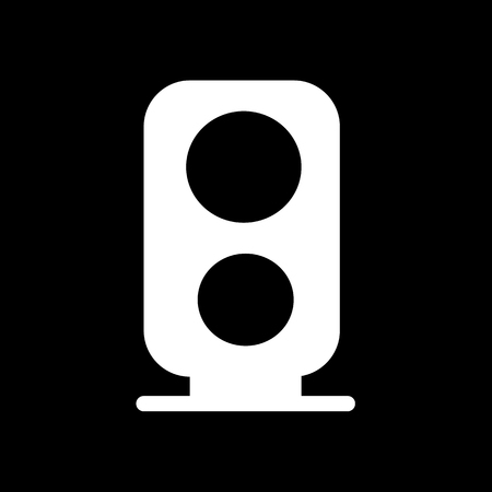 speaker icon: Speaker Icon Illustration design