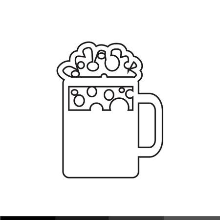 tarro cerveza: Cerveza Jar icónico