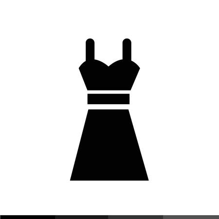night dress: Night Dress Icon Illustration design